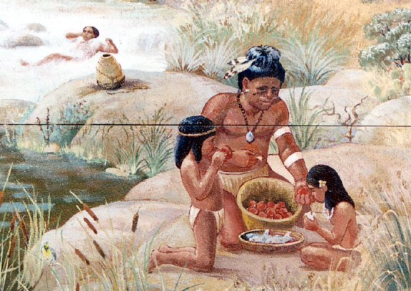 Image result for chumash indians family